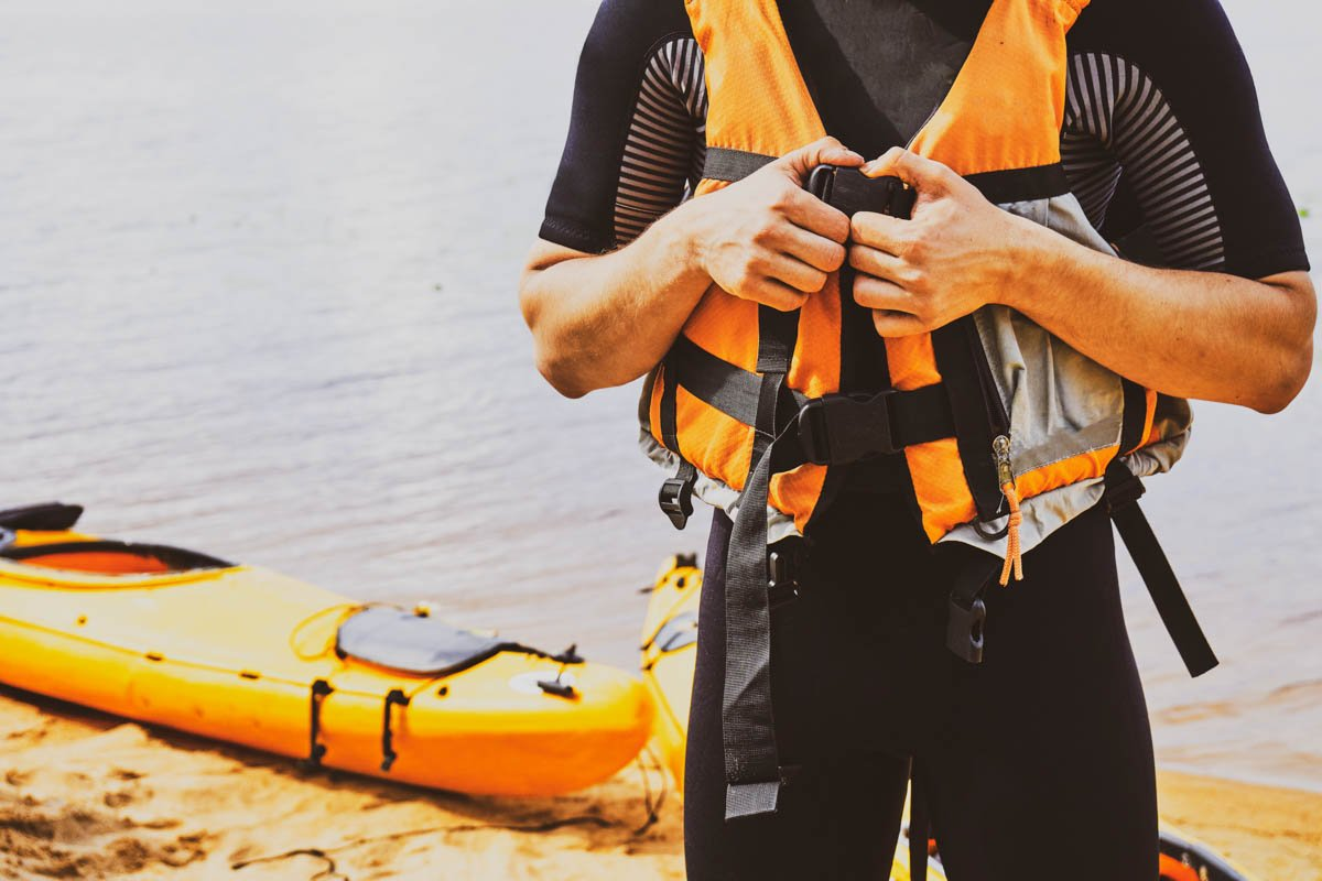 Buying guide and review of the best PFD for kayak fishing