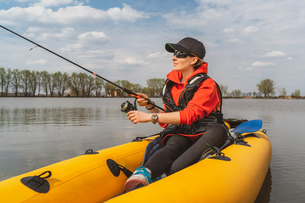 The 5 Best Kayak Fishing Rods & Complete Buying Guide