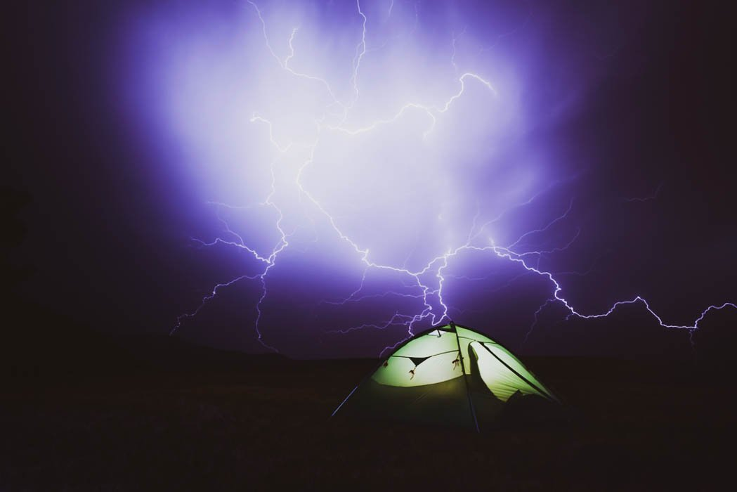 Best Tips On How To Weatherproof A Tent From Storm And Snow