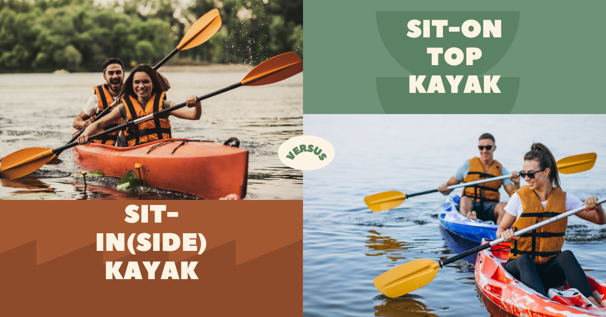 Pros and cons of Sit In Vs Sit On Kayak: The Ultimate Breakdown